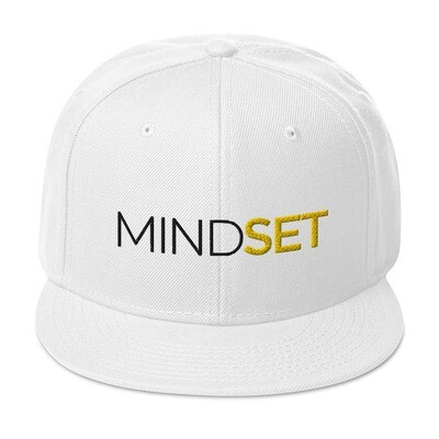 Mindset Snapback Hat