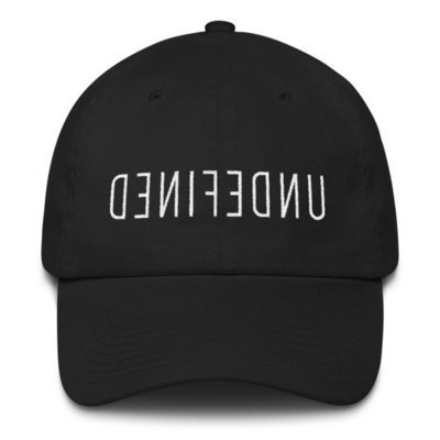 Undefined Futbol Mirror Cotton Cap