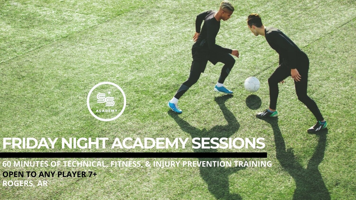 Friday Night Academy Session