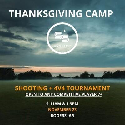 Thanksgiving Camp 2020