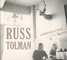 RUSS TOLMAN - COMPASS & MAP CD