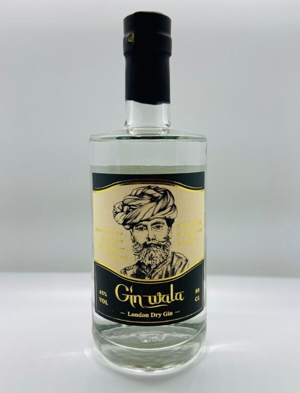 Gin Wala - Chai Spiced London Dry Gin 45%