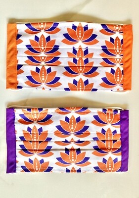 Sam's Soulutions Organic Cotton Hand-Sewn (PM 2.5) Face Masks
