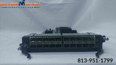 NI-MLX-1GX20-SFP 20-port 1GbE-100FX Module Brocade
