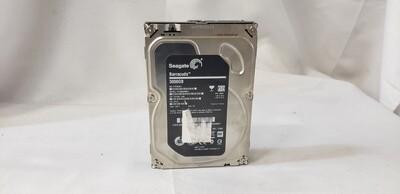 Seagate Barracuda ST3000DM001 3TB SATA Apple HDD 7200RPM (USED)