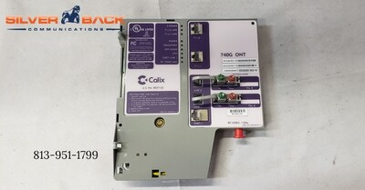 CALIX 740G ONT 100-01484 (BRAND NEW)