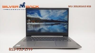 """Lenovo ThinkBook 14-IIL 14"""" UltraBook - Intel Core i7-1065G7 8GB DDR4 500GB SSD - Model 20SL0016US"""
