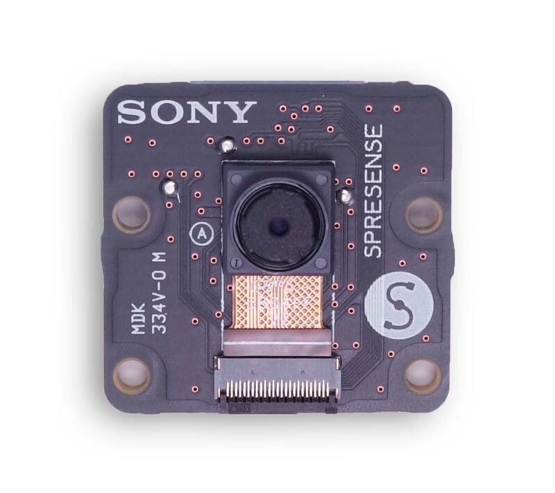 Spresense 5MP Camera Board