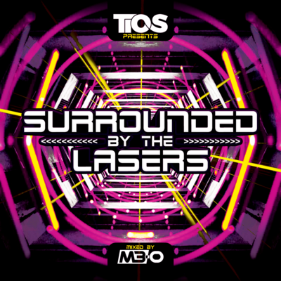 Surrounded By The Lasers - The Album (Mixed CD + Digital Tracks + Mix MP3)