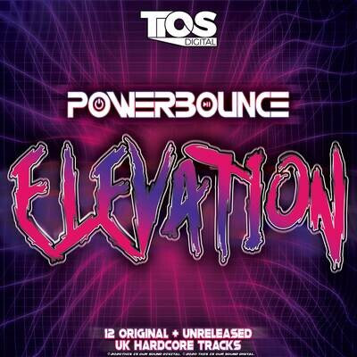 Elevation by Powerbounce (Digital Only Album - Full Tracks + Mix .mp3)