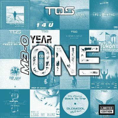 Year One by M3-O (CD Mix Album)