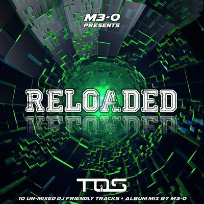 Reloaded by M3-O (Digital Album Full Tracks + Mix mp3)