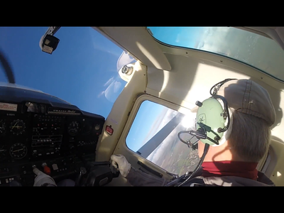 30 Minutes Aerobatic Experience for One Person