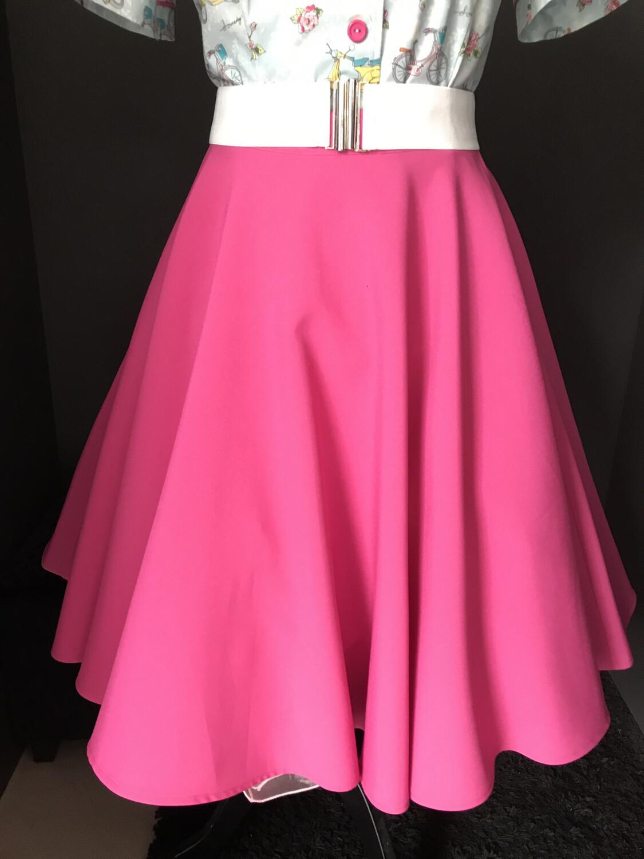 Basic Klokrok Pink