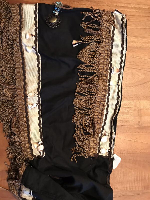 Zwarte Sjaals