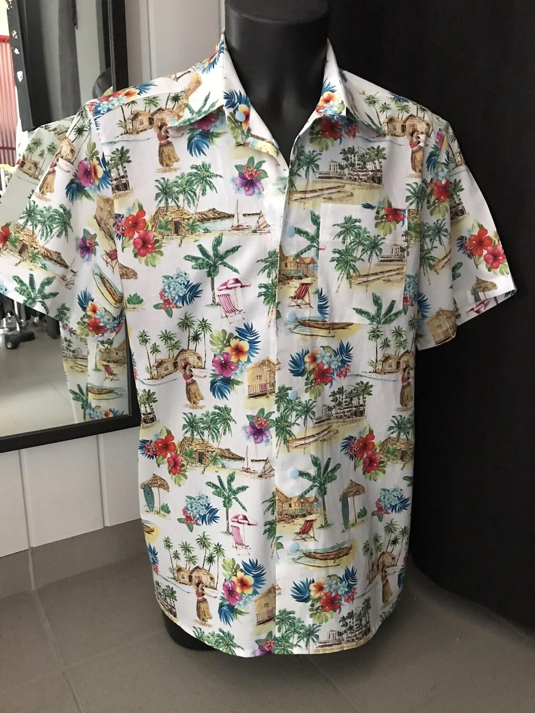 Men's shirt Hulagirl