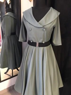 Eucalyptus Green Dress