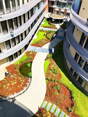 Le site universitaire de Louvain-la-Neuve, Agora Ph2