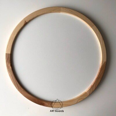 Solid Element round frame without inserts