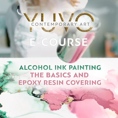 Online lesson on the basic by Julia VUYOGallery (English!)