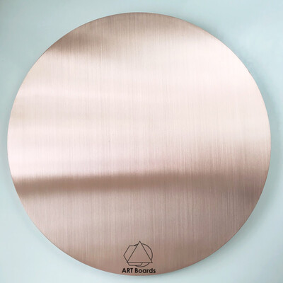 "Round ""Heavy metal"" (diameter 59cm)"