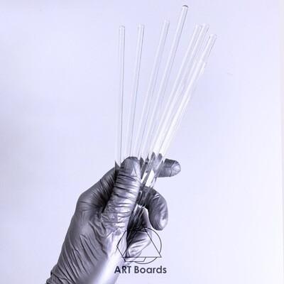 Стеклянные палочки для размешивания смолы