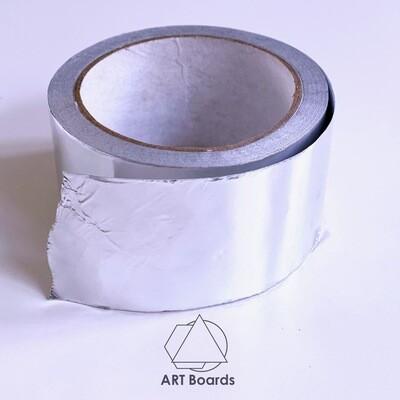 Алюминиевый скотч для работы со смолой