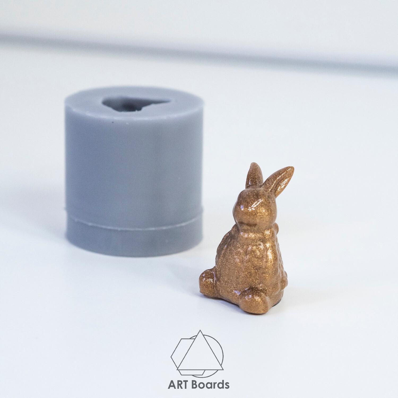 Молд-кролик E-1