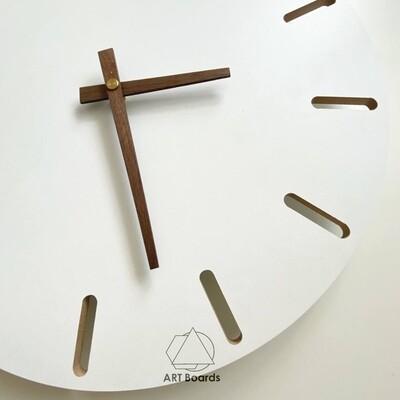 SIMPLE-CLOCK с делениями