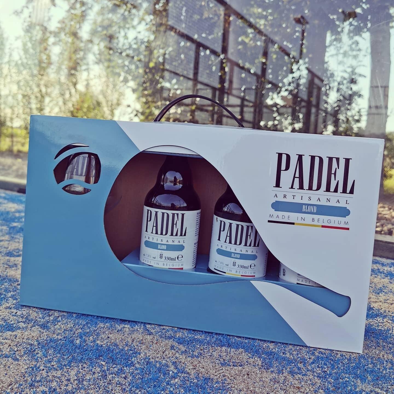 Geschenk pakket PADEL