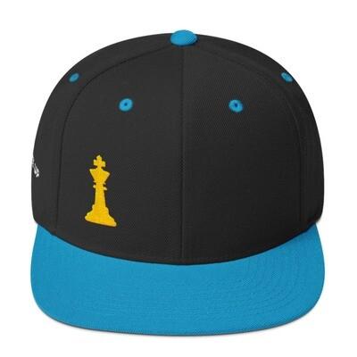 KING Snapback Hat