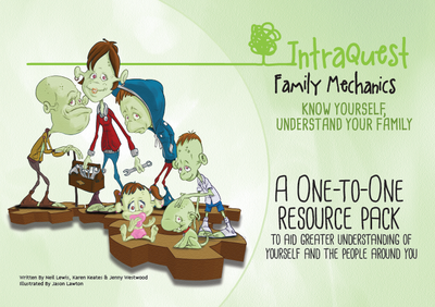 Family Mechanics - Know Yourself, Understand Your Family Resource Pack *In stock*