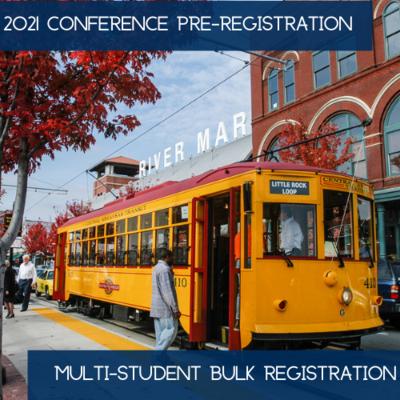 2021 Multi-Student Bulk Pre-Registration