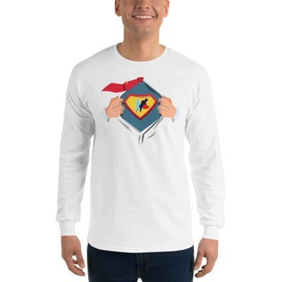 Super Hero Long Sleeve