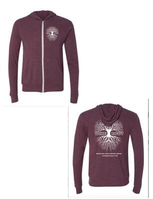 TR Zip Up Sweatshirt