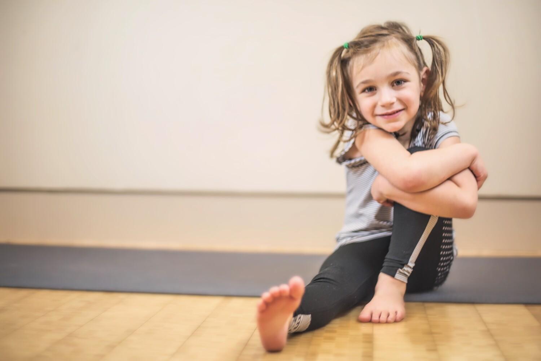 Mini Bean Yoga w Natalie    415PM-455PM Mondays 3-6 Years