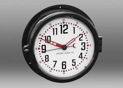 Patriot Colors Clock - 8.5