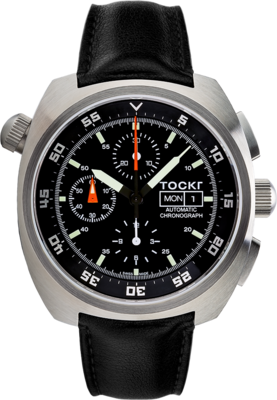 Air Defender Stainless Steel Calf Leather