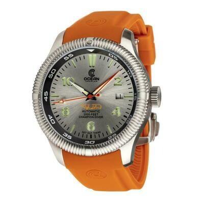 Ocean Crawler Champion Diver - Silver
