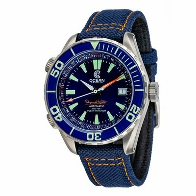 Ocean Crawler Ocean Navigator - Blue