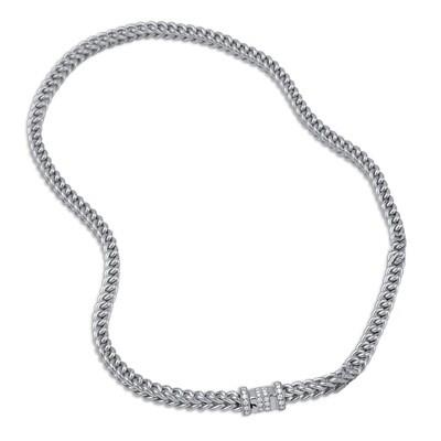 Etruscan Heavy Woven Necklace MC 6269 11 Z OB