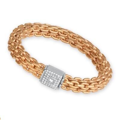 Etruscan Heavy Woven Bracelet MC 6298 2C Z