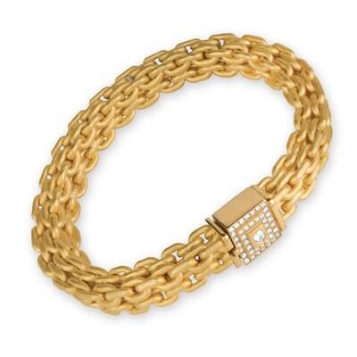 Etruscan Heavy Woven Bracelet MC 6298 Z