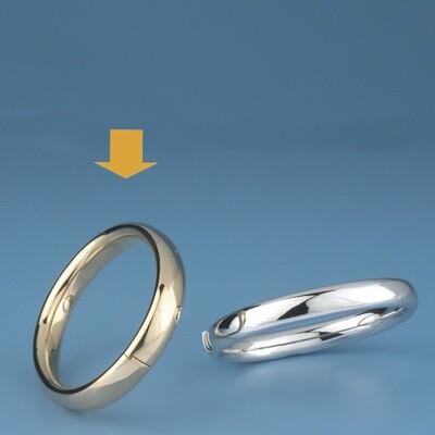 Bangles Oval shape - oval tube OE 3425