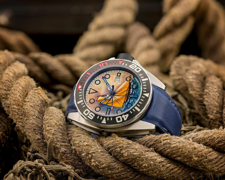 Majestic Sail Piece Unique