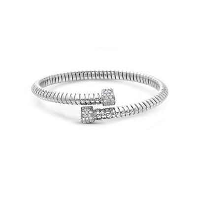 White Flex Bracelet