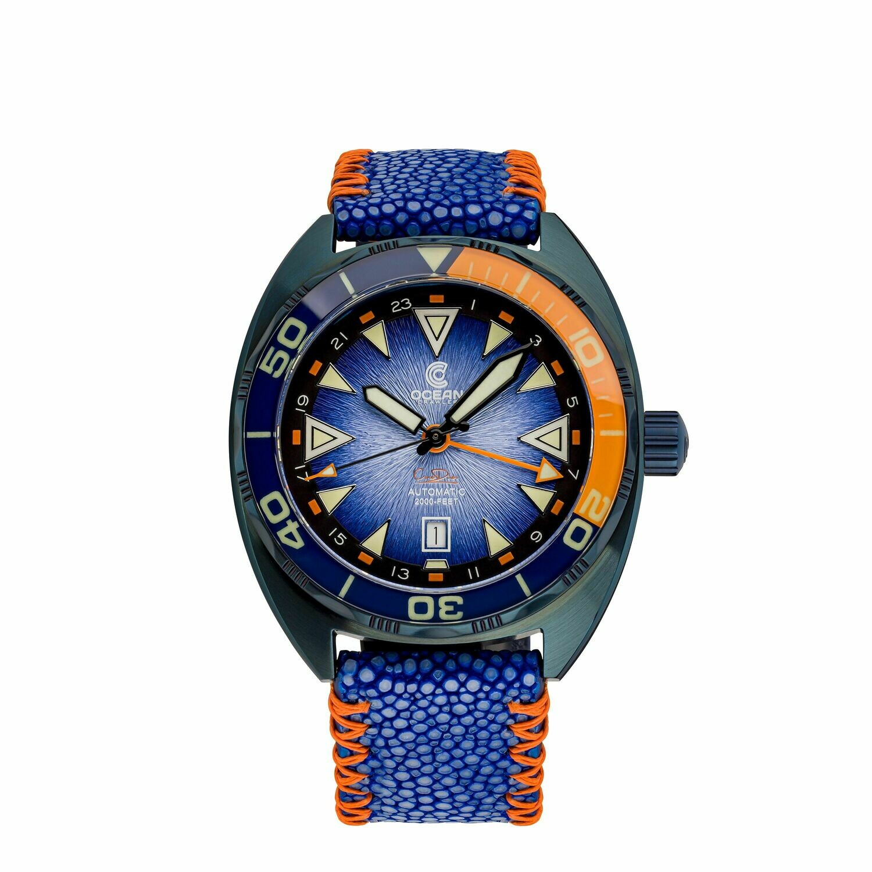 Ocean Crawler Core Diver GMT V2