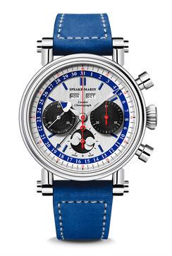 London Triple Date Chronograph