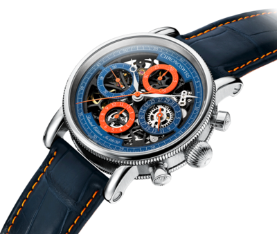 Opus Chronograph Skeleton