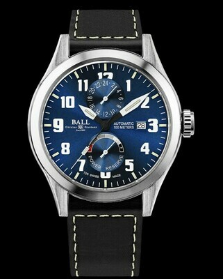 Ball Watch Engineer Master II Voyager 44mm